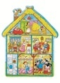Goki Puzzle Renkli